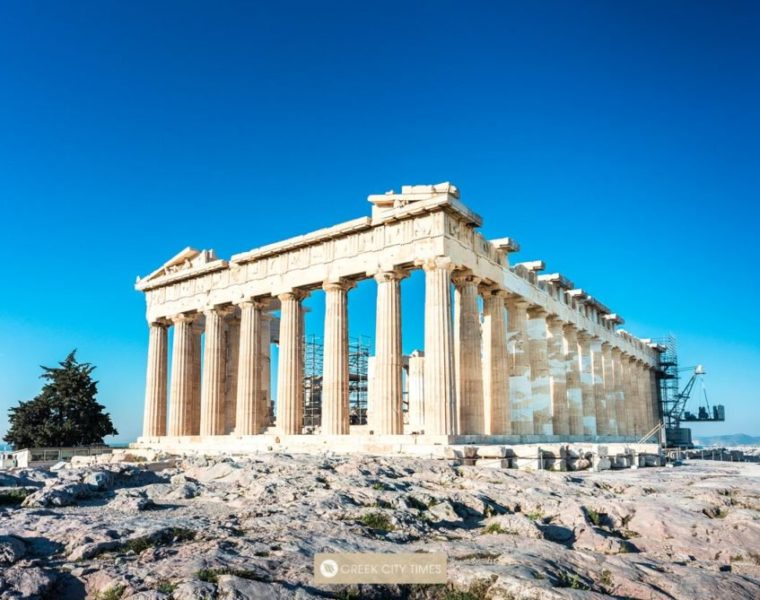 Acropolis to close early as high temperatures hit Athens 8