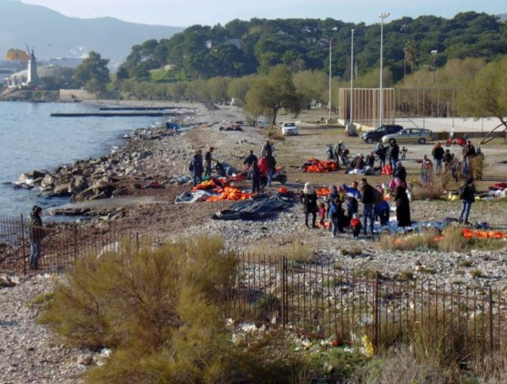 samos asylum seekers
