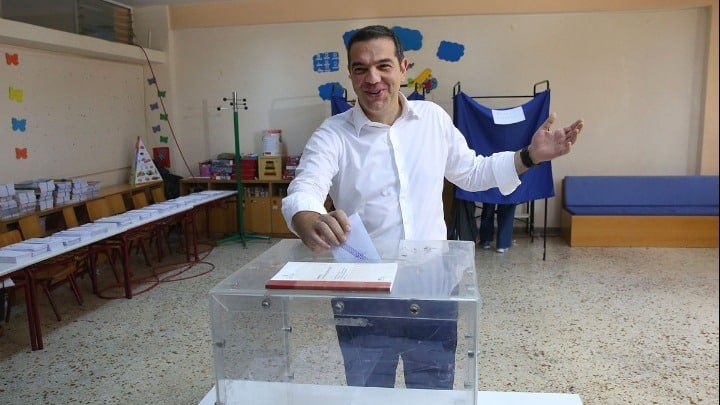 Greece goes to the polls 3