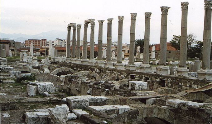 Turkey wipes out traces of Greek civilisation in Smyrna 1