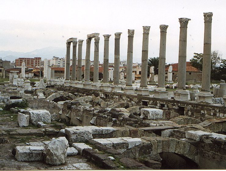 Turkey wipes out traces of Greek civilisation in Smyrna 15