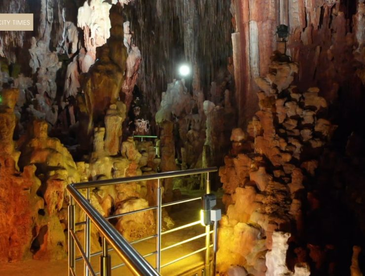 Kastania Cave, one of the most impressive caves of Greece 2
