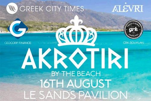 AKROTIRI – Sydney's hottest winter party celebrating Greece's summer 47