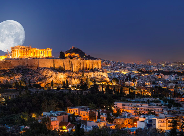 Greece celebrates August Full Moon with Free Events around the country 3