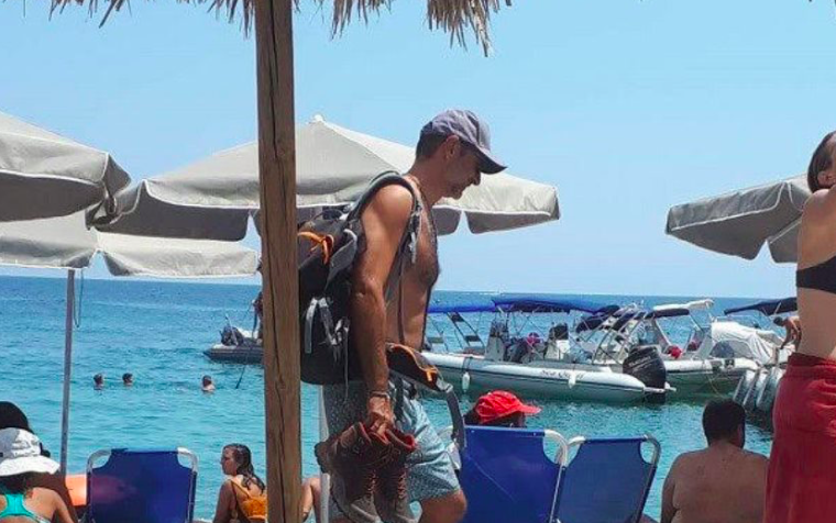 PM Mitsotakis enjoys a short family holiday in Chania 15