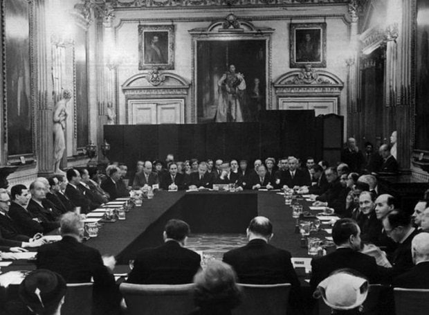 66 years to the day since Greece absolved Germany's war debt 13