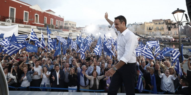 Greek PM is heading to Crete for a family holiday 2