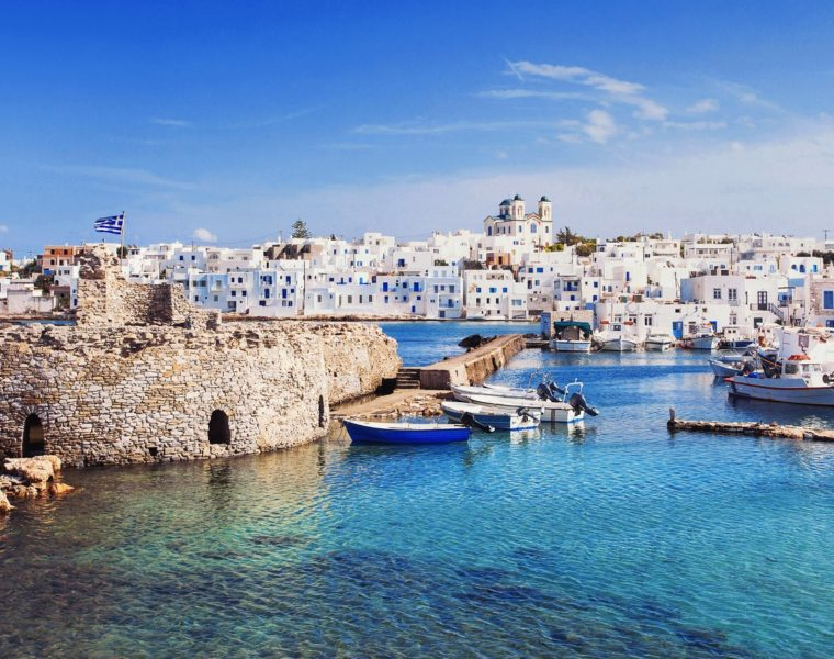 Paros sets sights on becoming world's first waste-free island 21