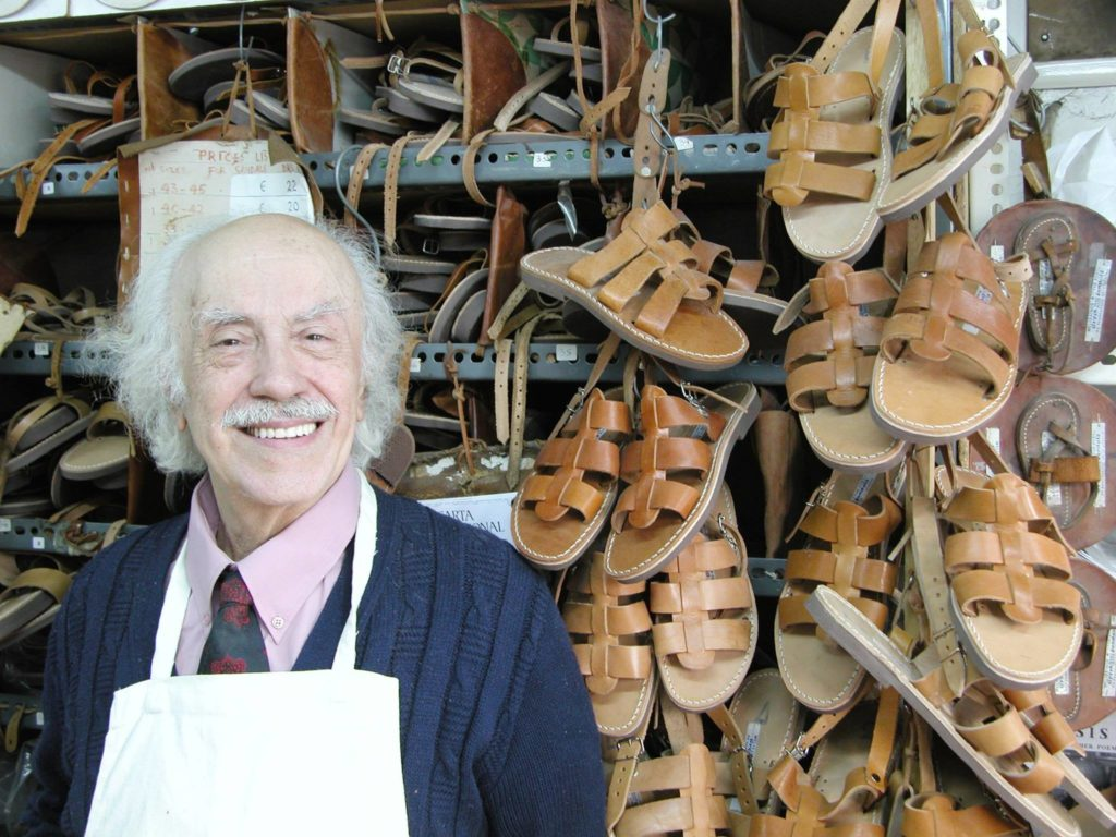 Melissinos, Athens' famous ancient Greek sandal makers 8