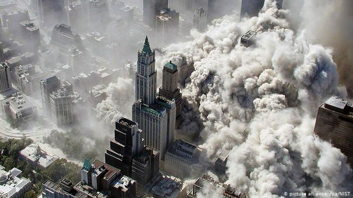 Remembering the Tragic 9/11 Terrorist Attack 1