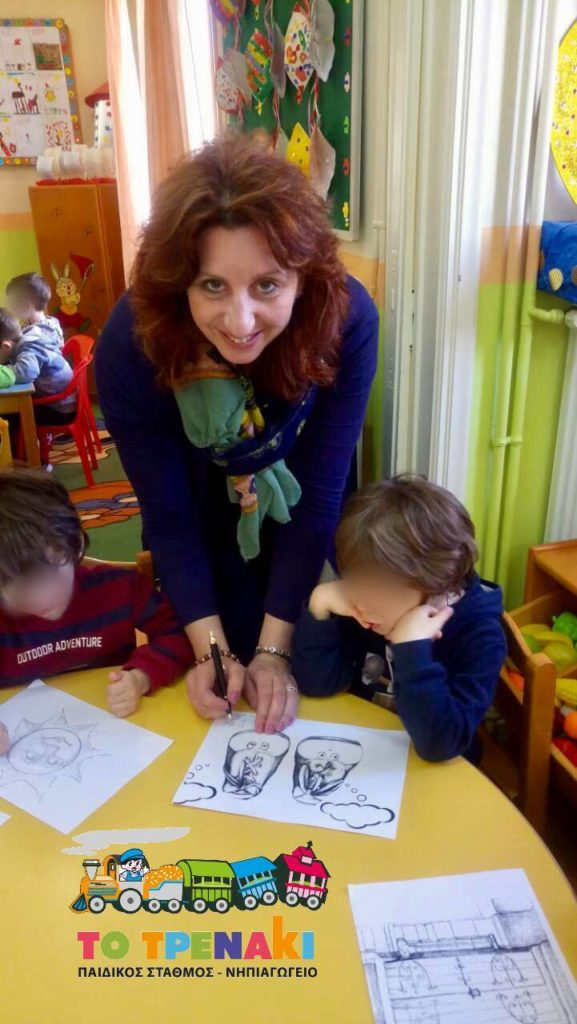 A Greek author with a passion to inspire kids to read 6