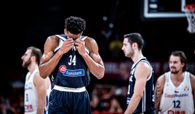 Greece's win over Czech not enough to keep them in FIBA World Cup 4