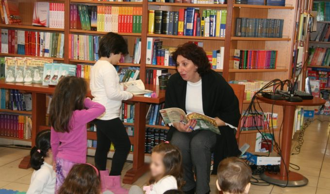 A Greek author with a passion to inspire kids to read 12