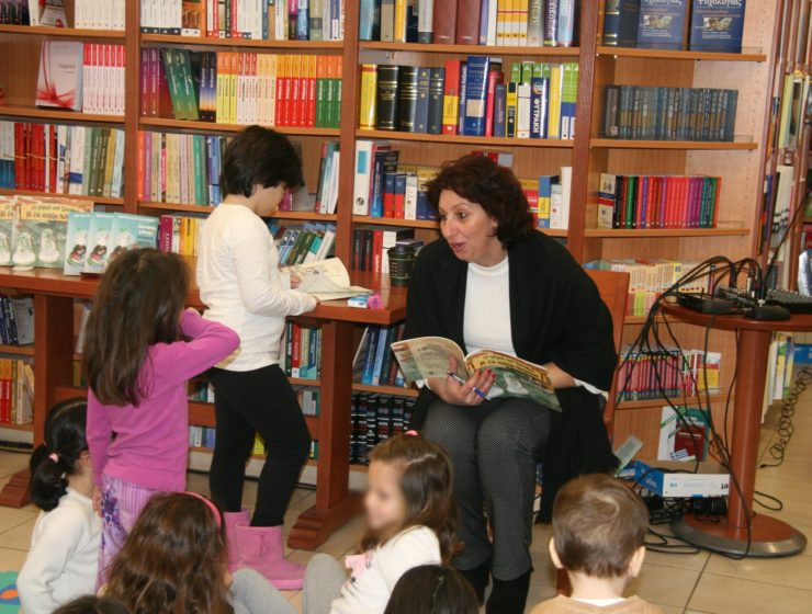 A Greek author with a passion to inspire kids to read 15