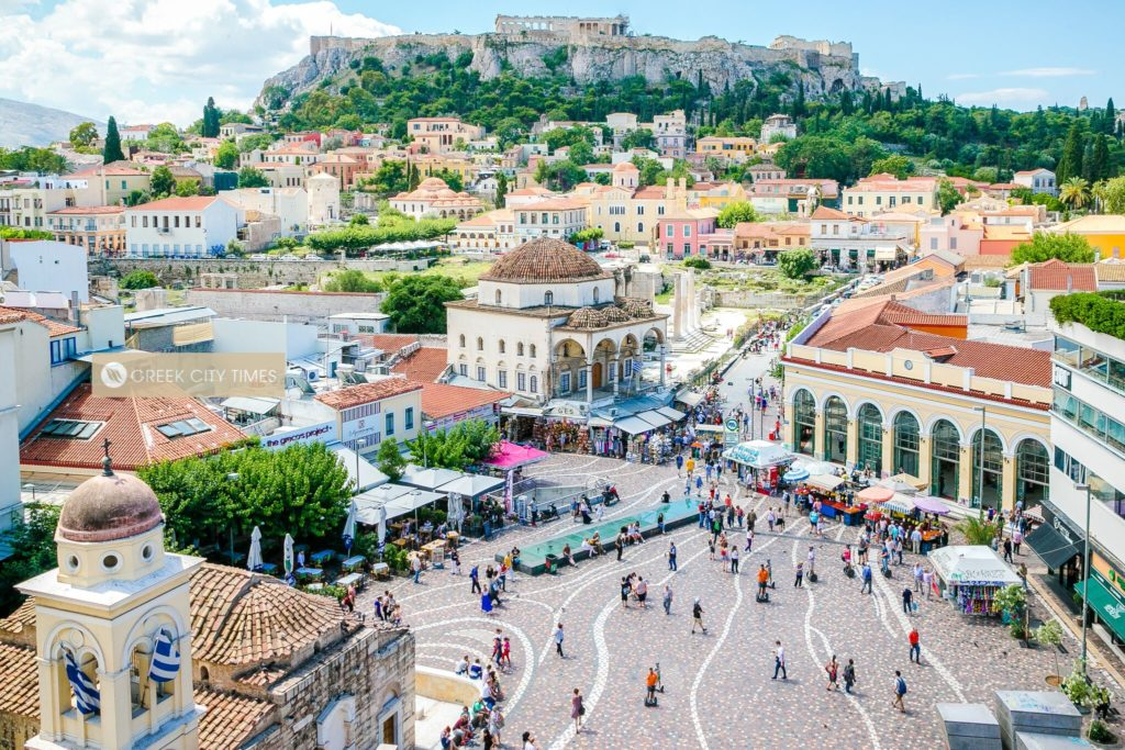 Exploring the Centre of Athens in Two Days 6