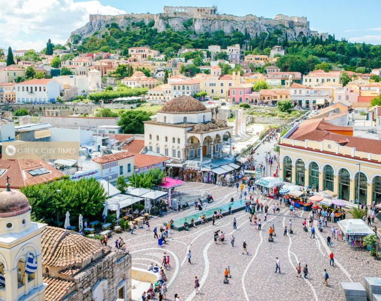 Exploring the Centre of Athens in Two Days 2