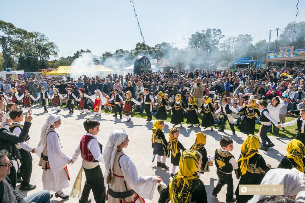 Let's Go Greek Festival 2019 brings a taste of the Aegean to Sydney's West 16