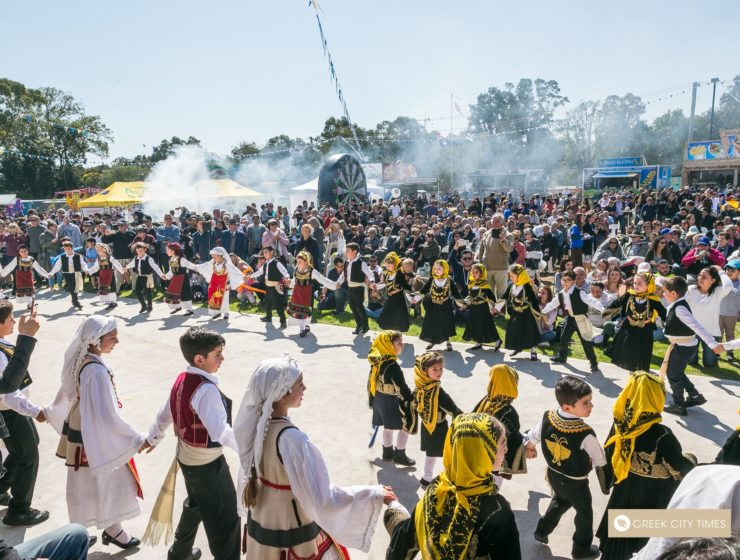Let's Go Greek Festival 2019 brings a taste of the Aegean to Sydney's West 28
