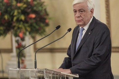 Greek President signs climate declaration 2