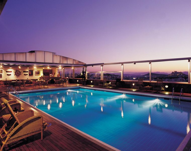 10 Best Hotel Pools in Athens 52
