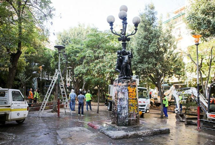 Athens Municipality begins a much needed Exarchia 'makeover'    38