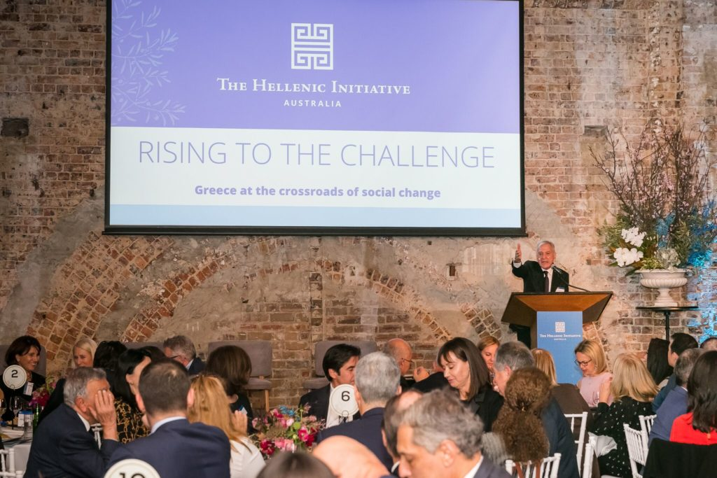 "THI Australia's events promote a ""prosperous & compassionate"" Greece 7"