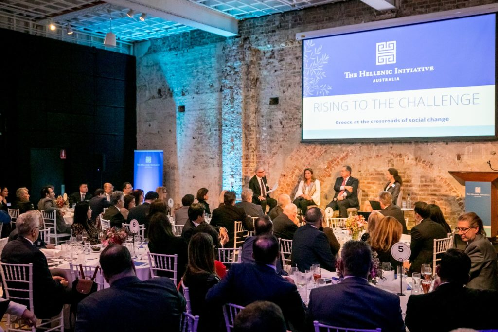 "THI Australia's events promote a ""prosperous & compassionate"" Greece 15"