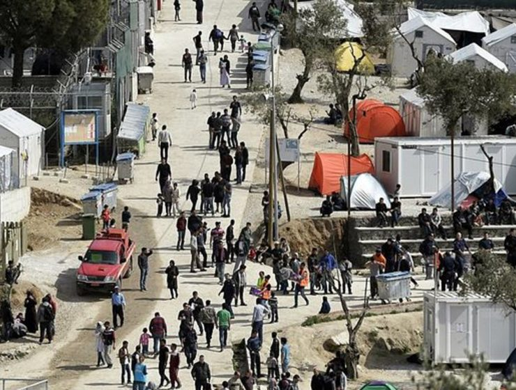 Intoxicated migrants in Kos attack police officers and hospital staff 15