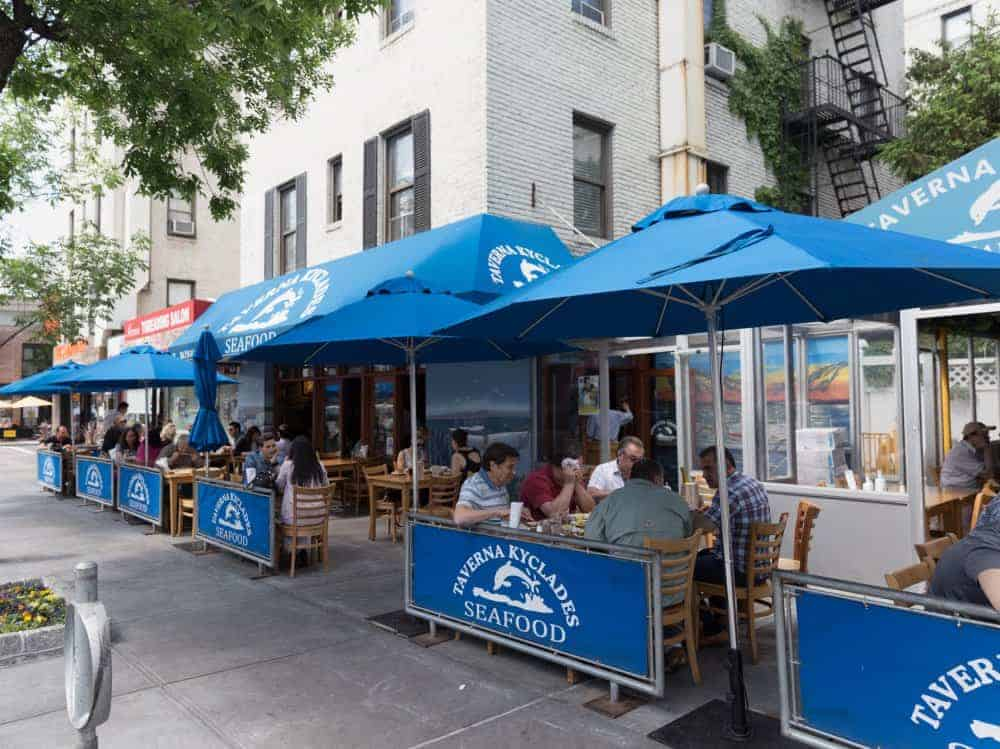"Astoria, NY's 'Greektown' named one of the world's ""coolest neighbourhoods""    4"
