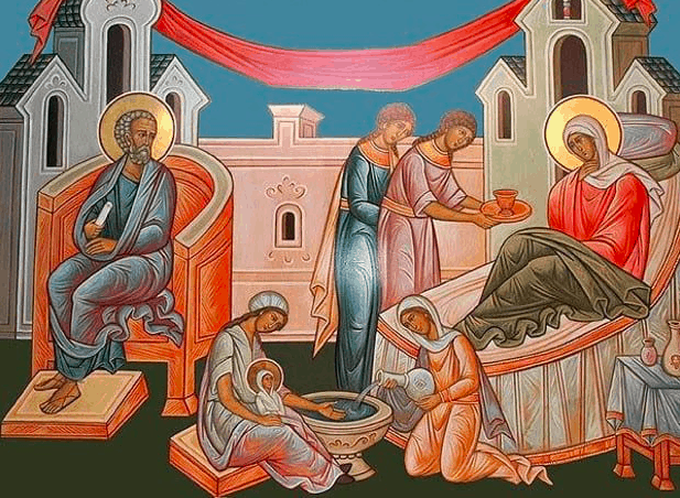 Feast Day of the Nativity of the Theotokos 2