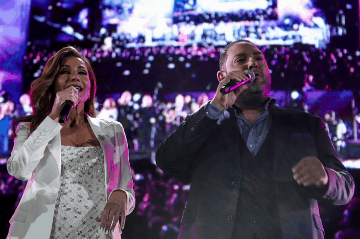 Greece's leading singers perform together on stage for kids' charity event (PICS & VIDEOS)  10