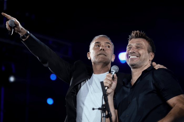 Greece's leading singers perform together on stage for kids' charity event (PICS & VIDEOS)  11
