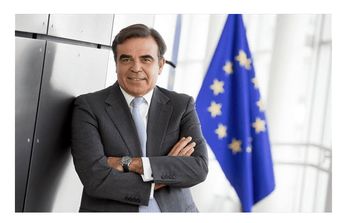 Greece's Schinas appointed Vice President of European Commission 1