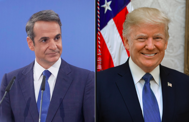 Greek PM Mitsotakis to meet US President Trump in NYC 20