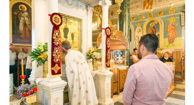 Commemorating the Miraculous Icon of Panagia Myrtidiotissa 17