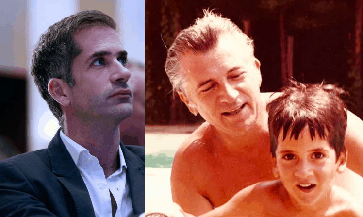 Athens' new Mayor Bakoyannis sends touching message to his late Dad, who was killed 30 years ago today 14