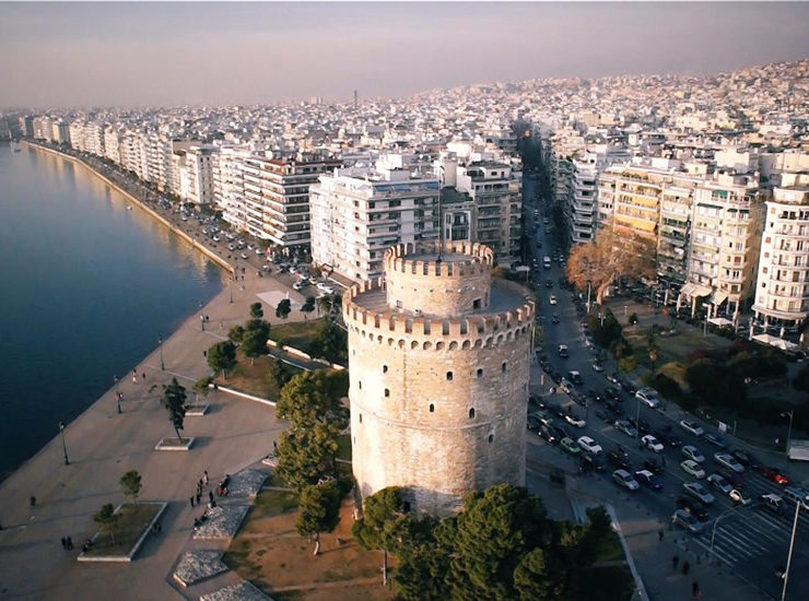 Thessaloniki set to become an international trade and transport hub 26