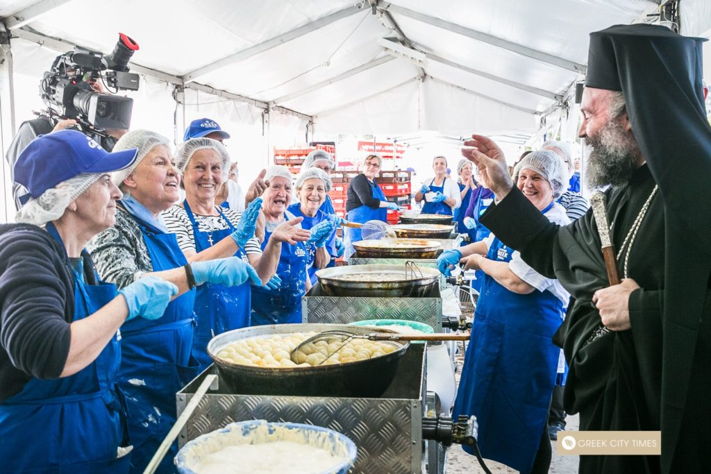 Let's Go Greek Festival 2019 brings a taste of the Aegean to Sydney's West 25
