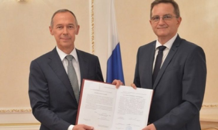 One hundred years later, Russia opens Consulate in Alexandroupolis 1