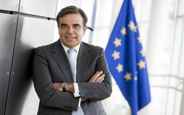 Greece's Schinas appointed Vice President of European Commission 2