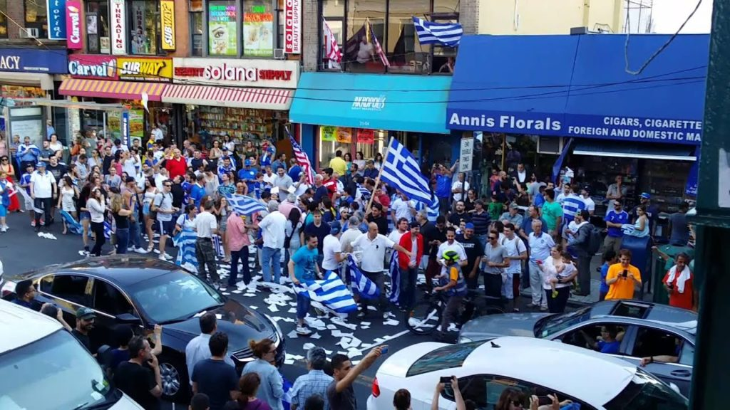 "Astoria, NY's 'Greektown' named one of the world's ""coolest neighbourhoods""    3"
