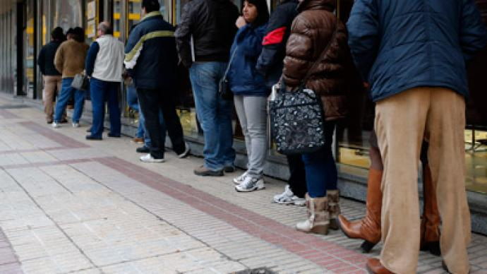 Unemployment in Greece on the decrease but still highest in Eurozone 22