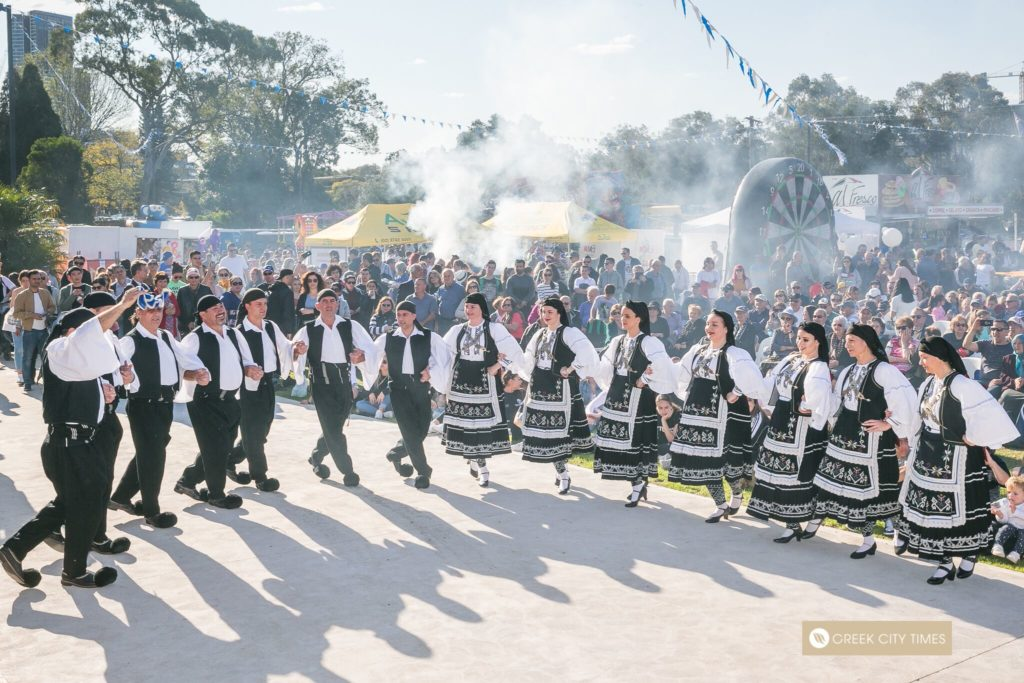 Let's Go Greek Festival 2019 brings a taste of the Aegean to Sydney's West 18