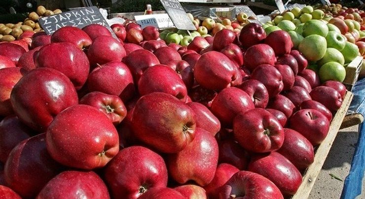 Indian market gives Greek apples the green light   8