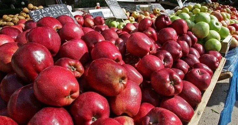 Indian market gives Greek apples the green light   2