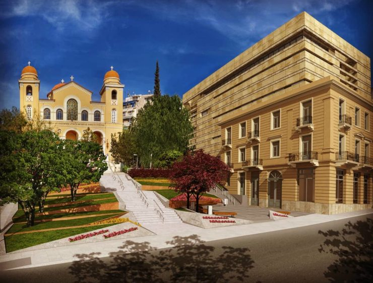 Stunning Goulandris Museum Opens in Athens 36