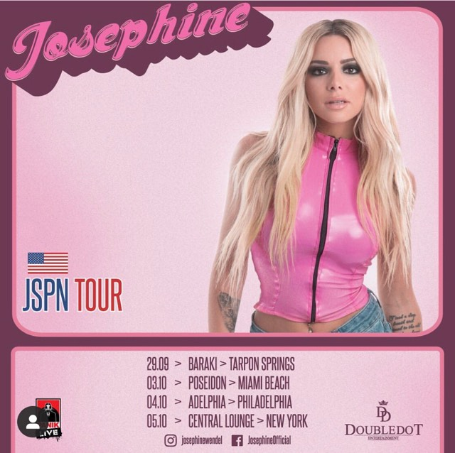 Josephine Wendel kicks off her US Tour (VIDEO) 4