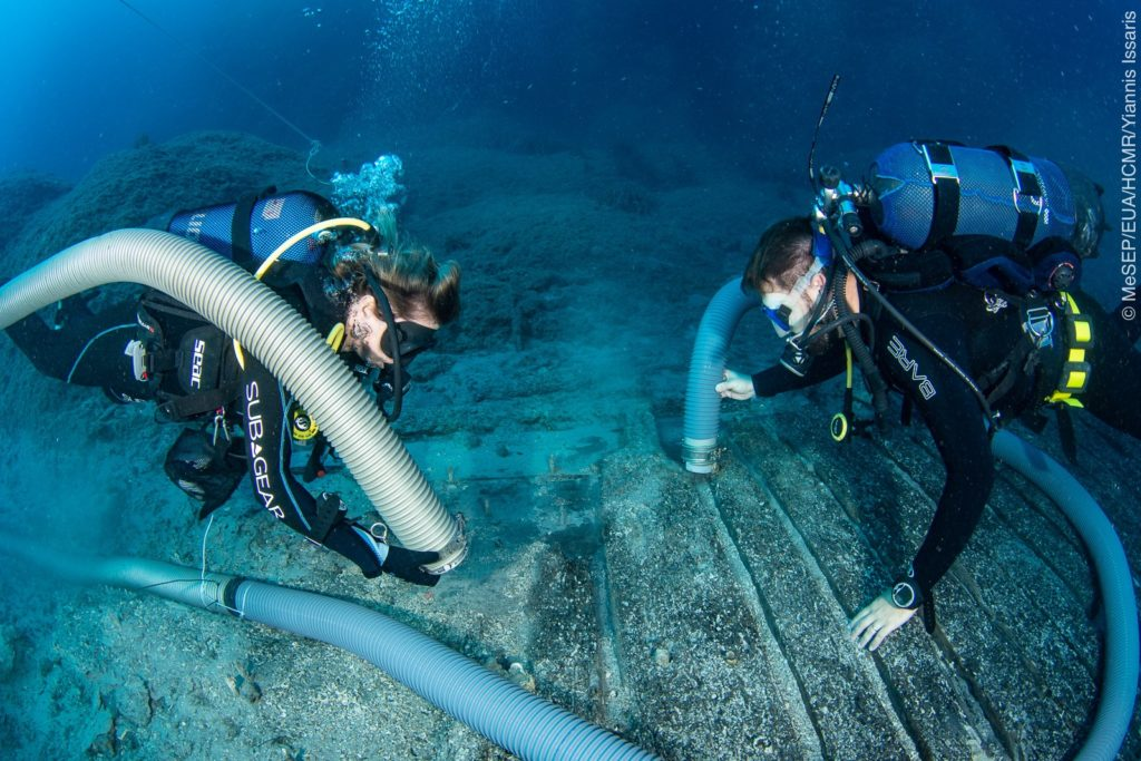More stunning treasures found on Lord Elgin's Shipwreck off Kythera island 7
