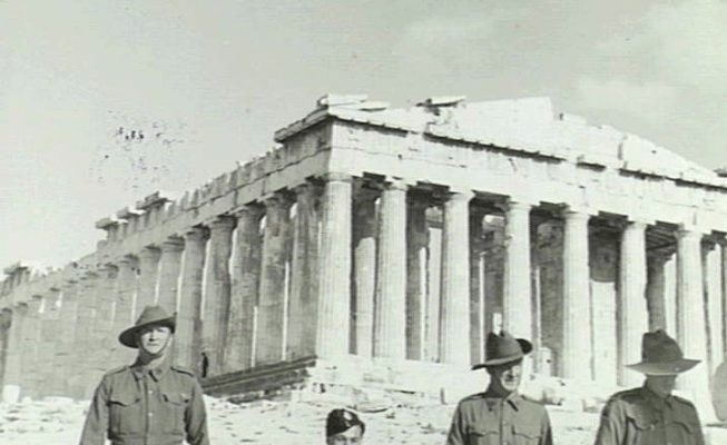 Honouring the ANZACS on 'Oxi Day' 5