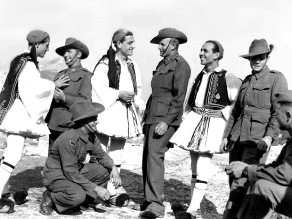 Honouring the ANZACS on 'Oxi Day' 4